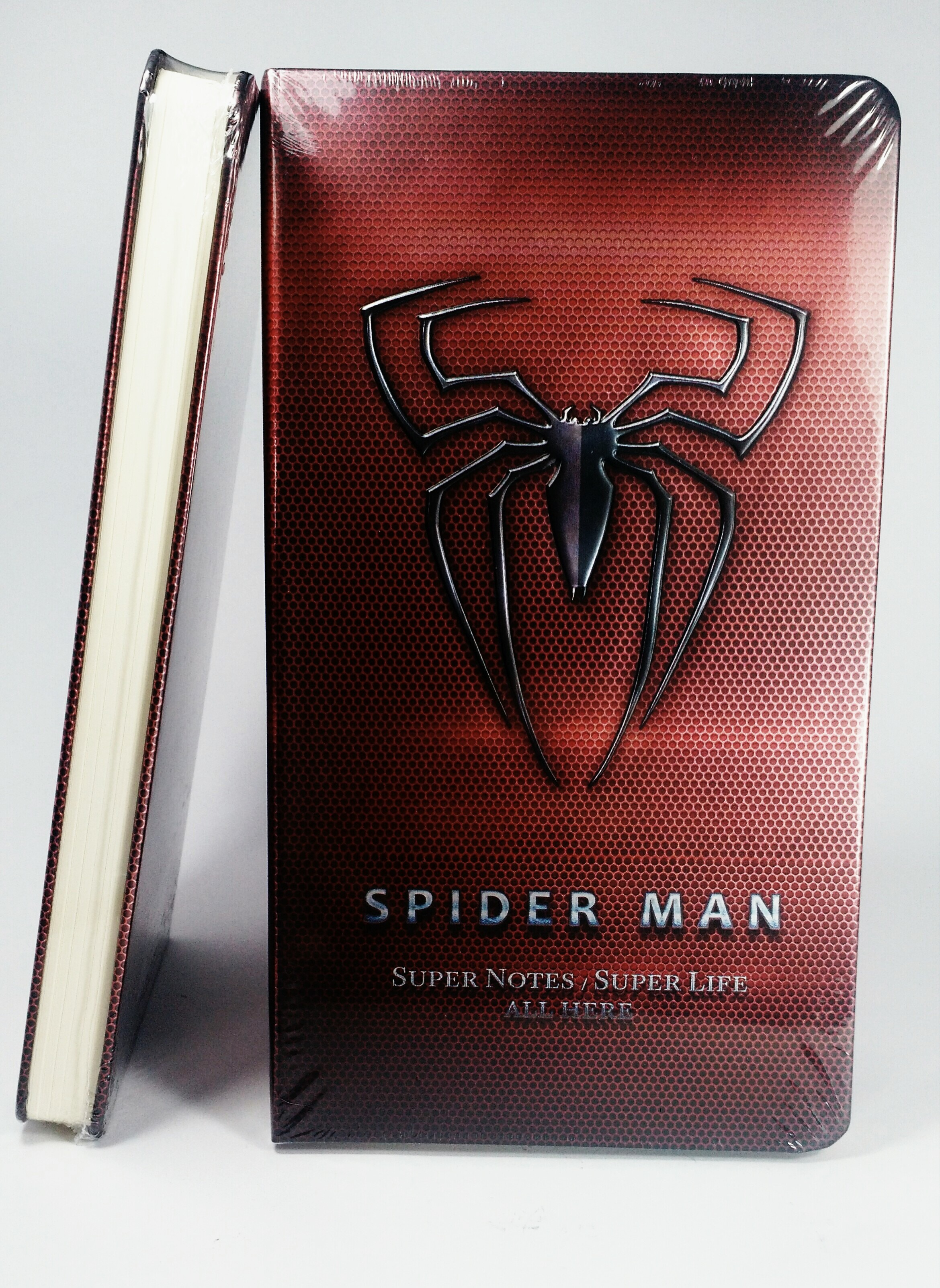 Libreta Spider-man