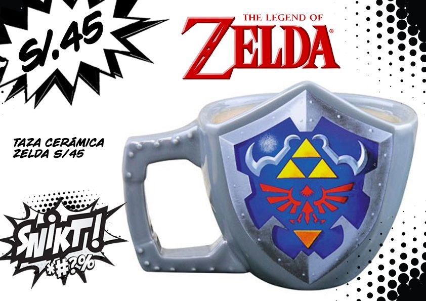 Taza Zelda