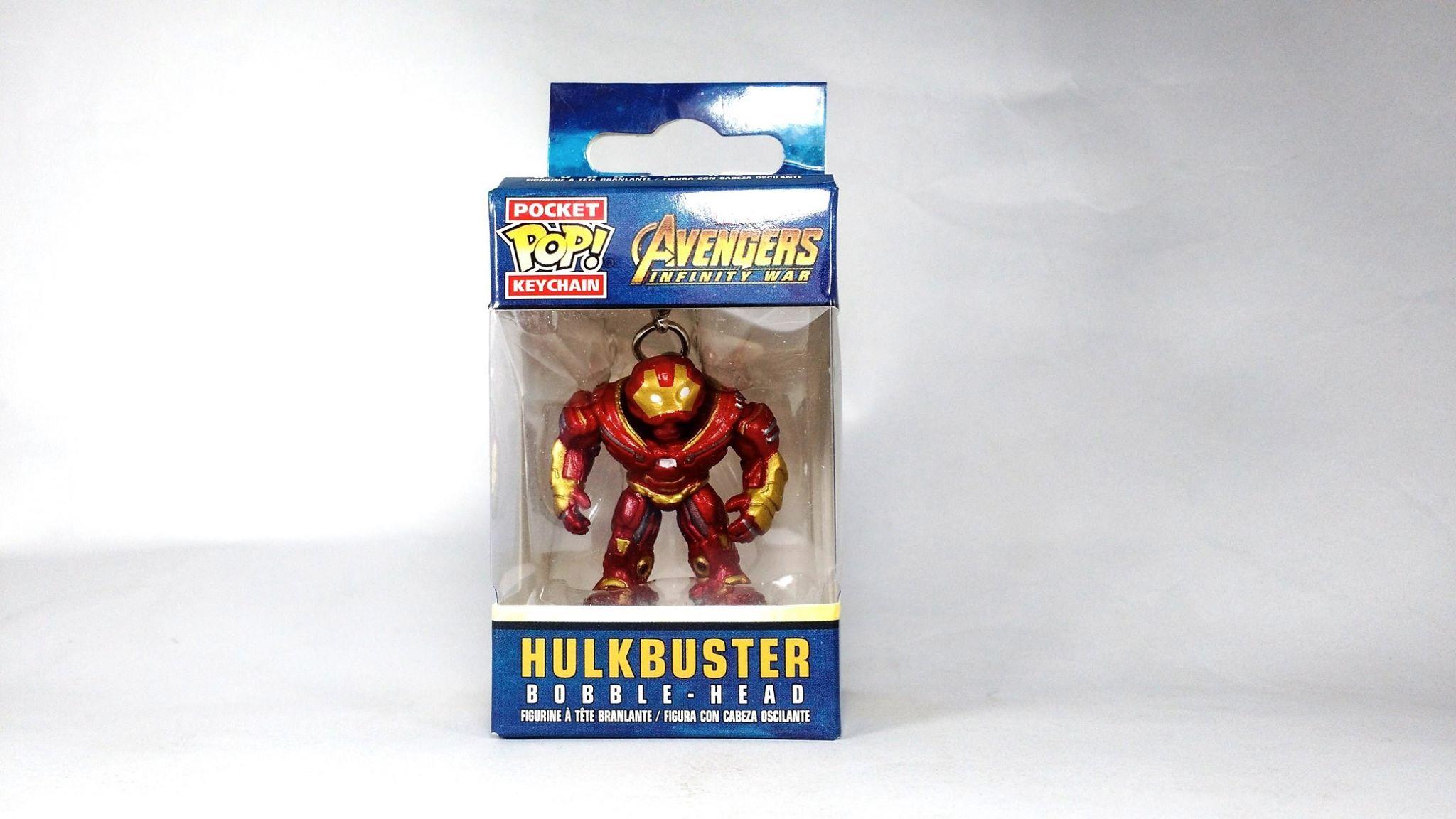 Llavero Funko HulkBuster