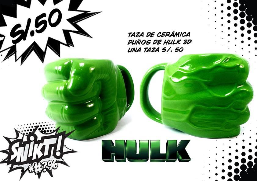Puño Hulk
