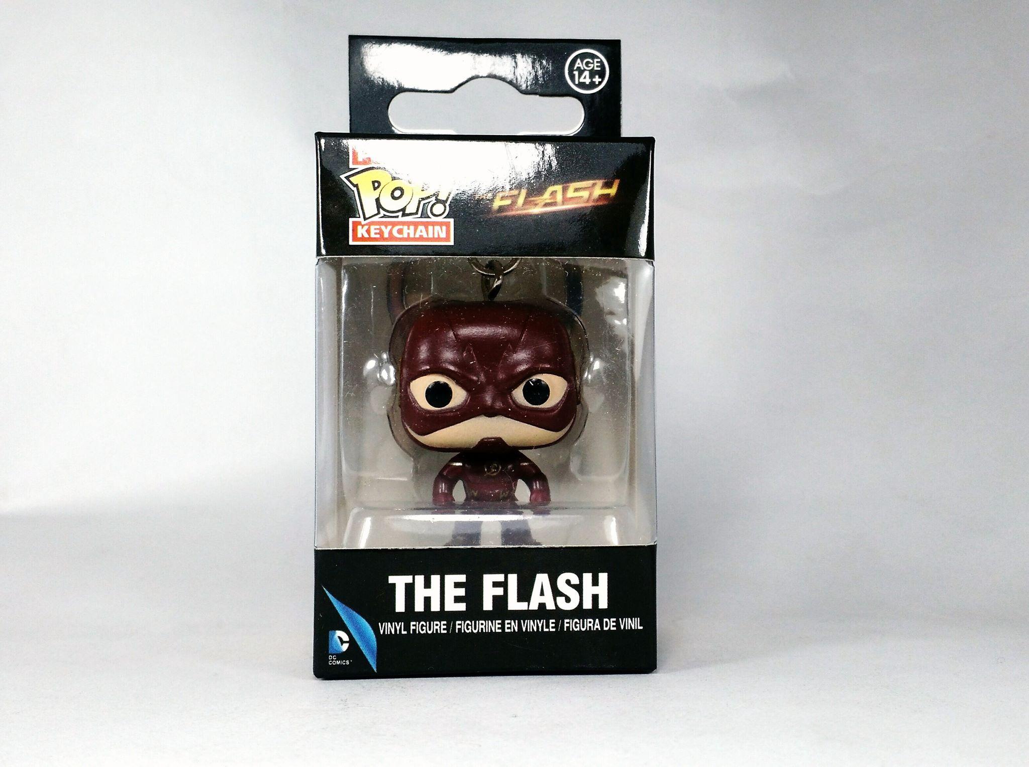 Llavero Funko Flash