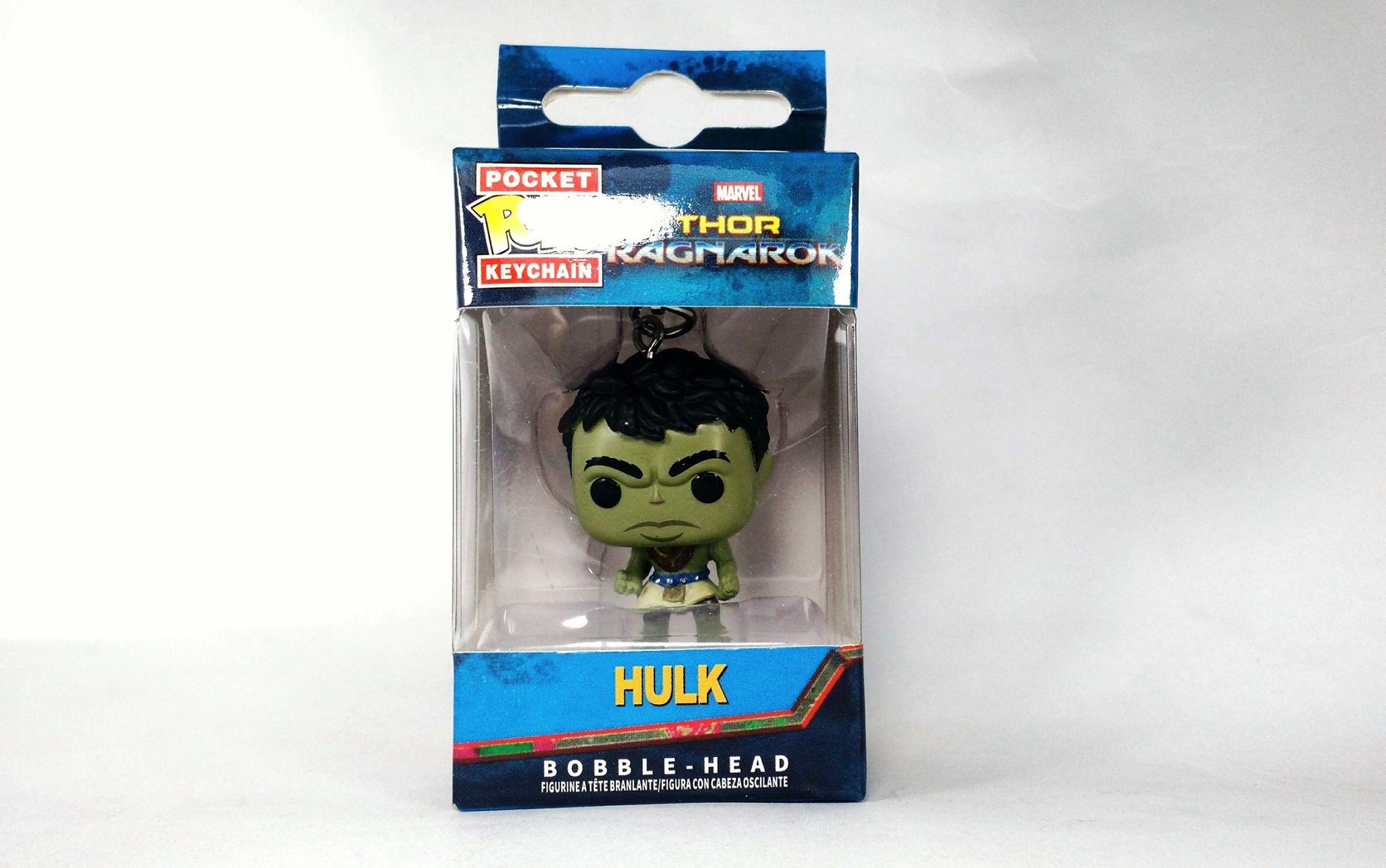 Llavero Funko Hulk
