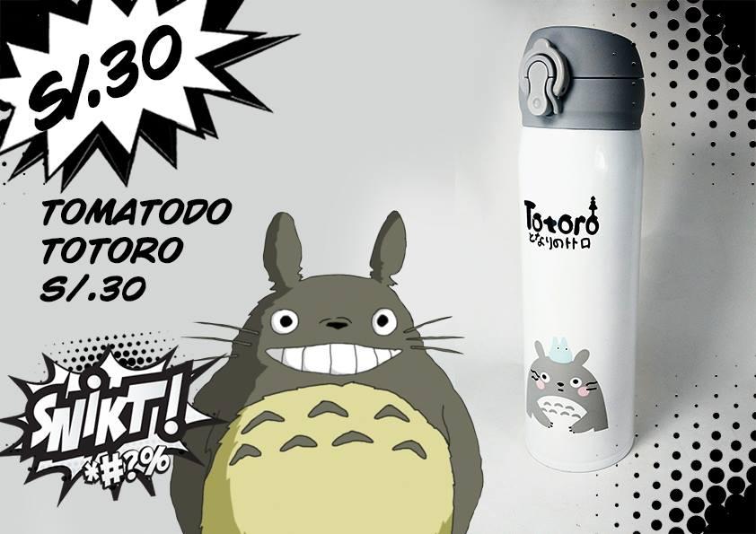 Tomatodo Totoro