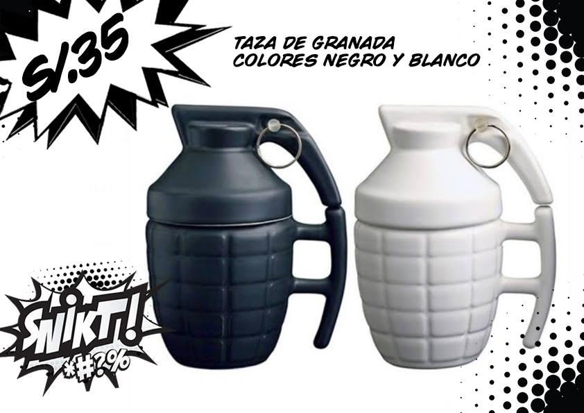 Tazas Granada