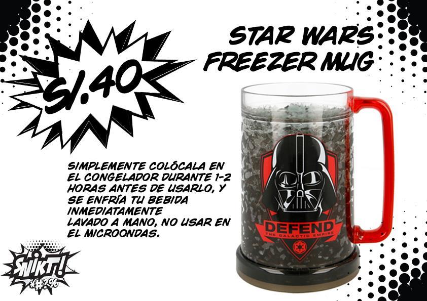 Star Wars Freezer Mug