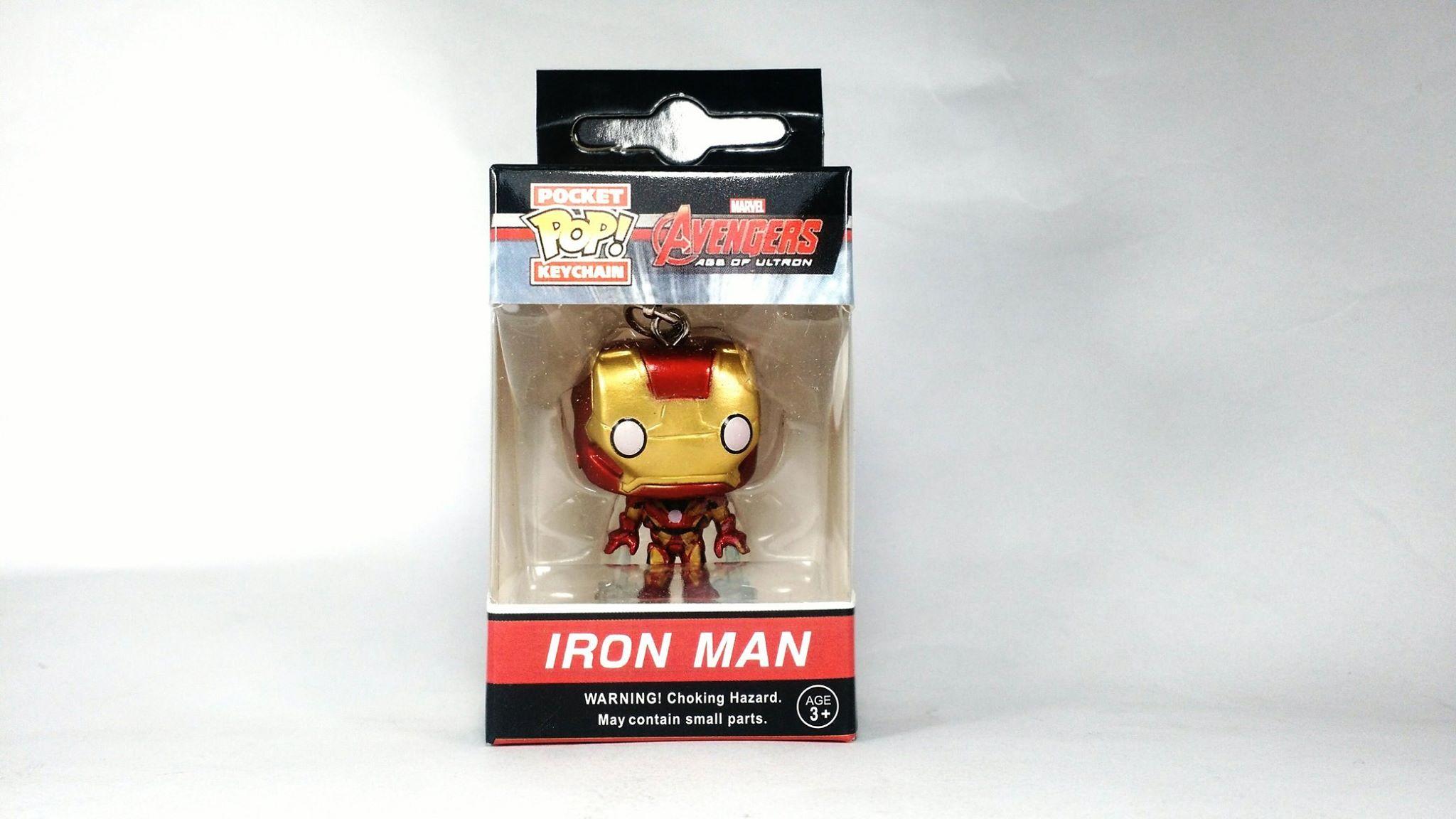 Llavero Funko Iron-man