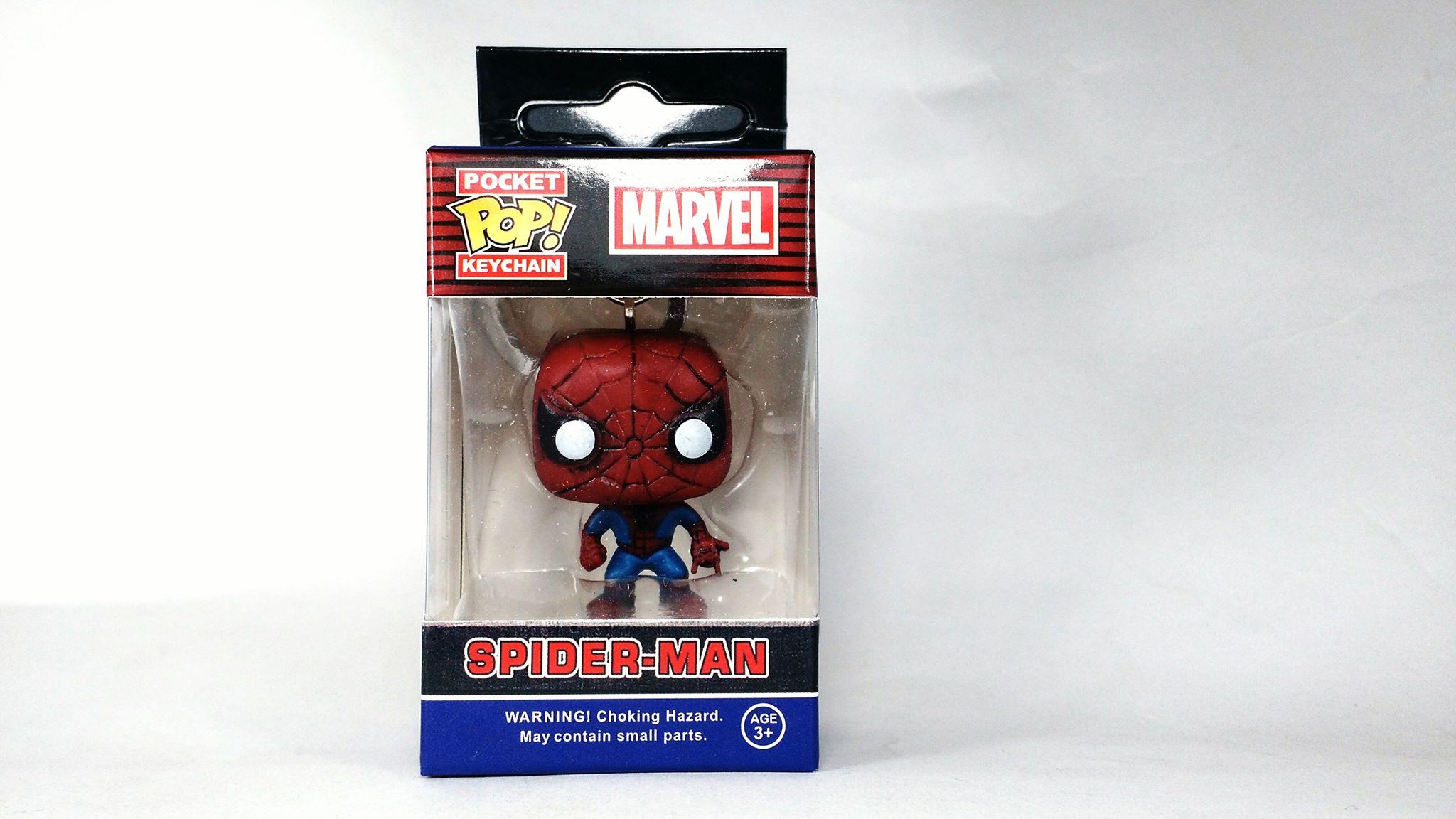 Llavero funko Spider-man