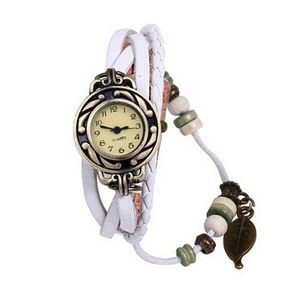 Reloj Pulsera Blanco