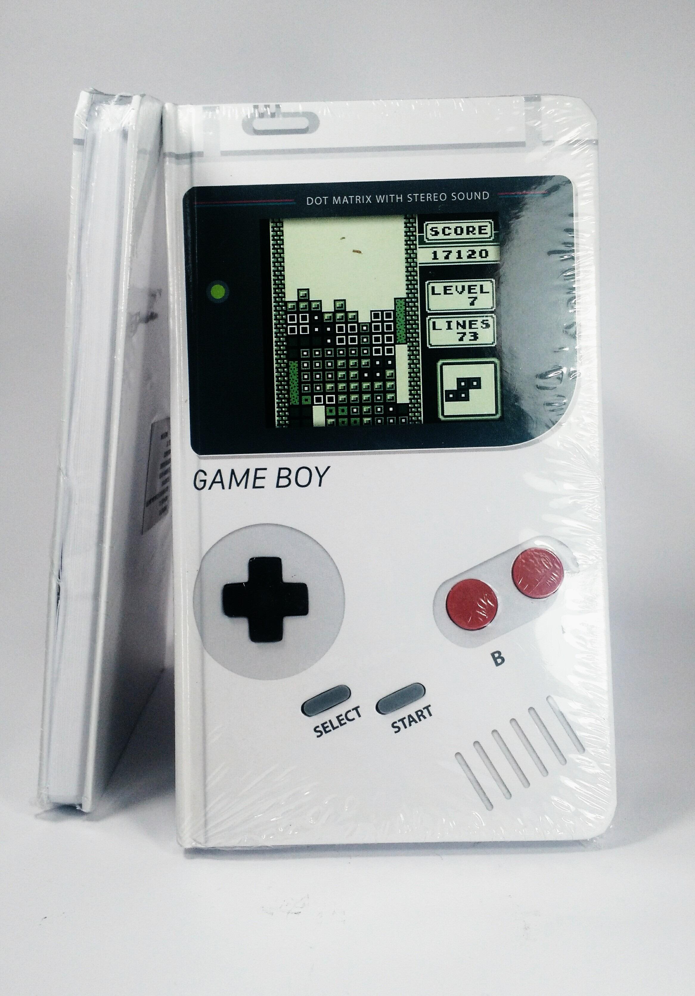 Libreta Game Boy