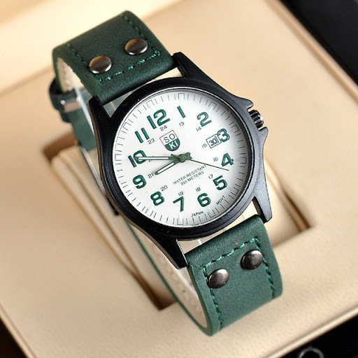 Reloj Soki Verde