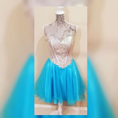 MacDuggal Cocktail Dress Size 0/2