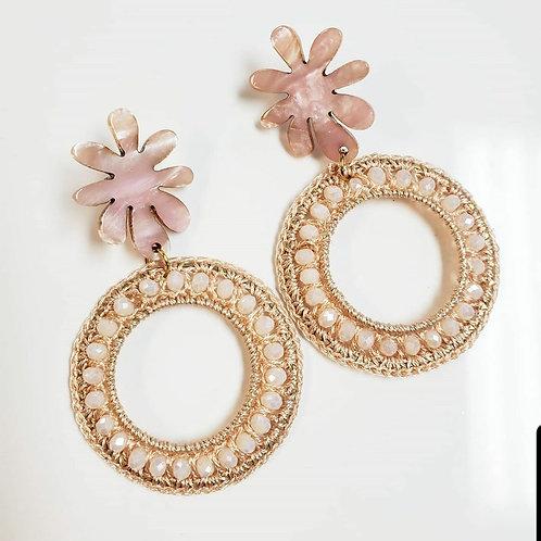 The Barbie Earrings - Fabulina Designs