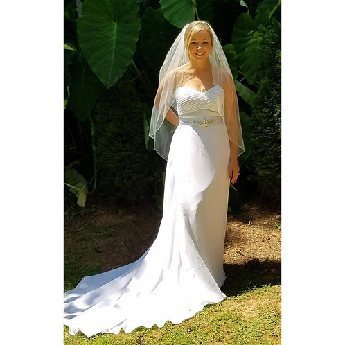 Bridal Gown Size 12