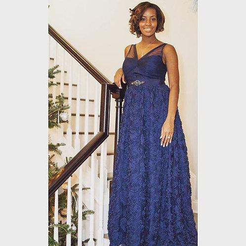 Adrianna Papell Ballgown Size 8