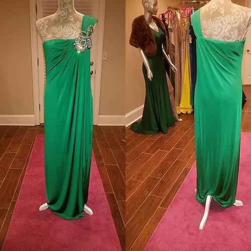 Grecian Goddess Gown Size 10