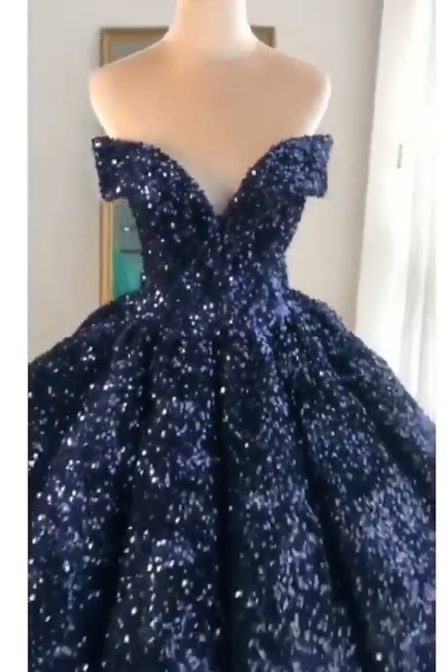 Zynab Smith Ball Gown