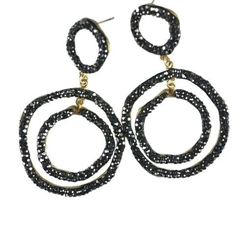 The Kat Earrings - Fabulina Designs