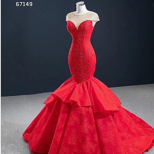 Zynab Smith 67149 Custom Evening Gown