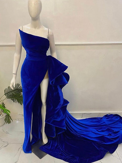 Made to order Zynab Smith Evening Gown