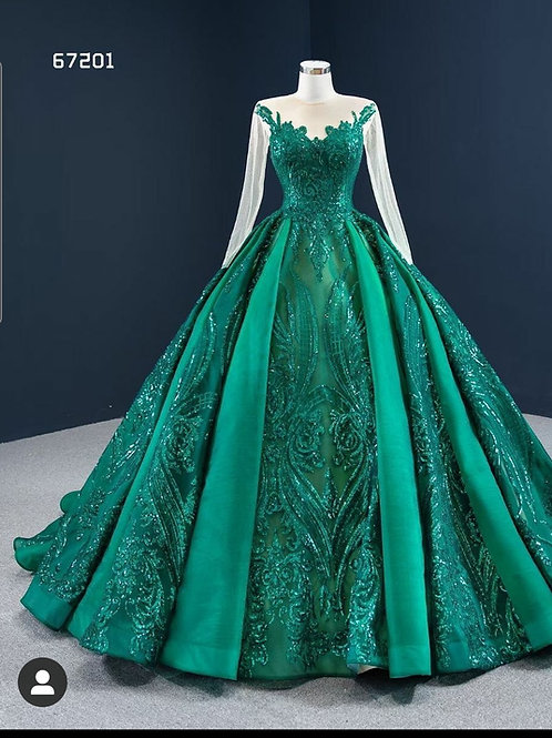 Zynab Smith Custom Gown