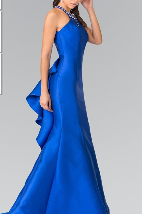 GLS Royal Blue Gown