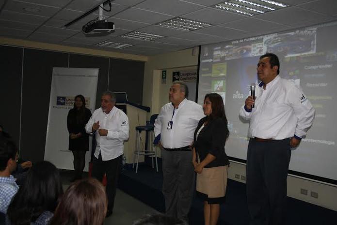 Primer encuentro Perú 3