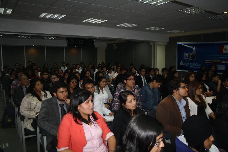 Primer encuentro Perú 5