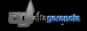 Alta Gerencia Internacional Logo Letras