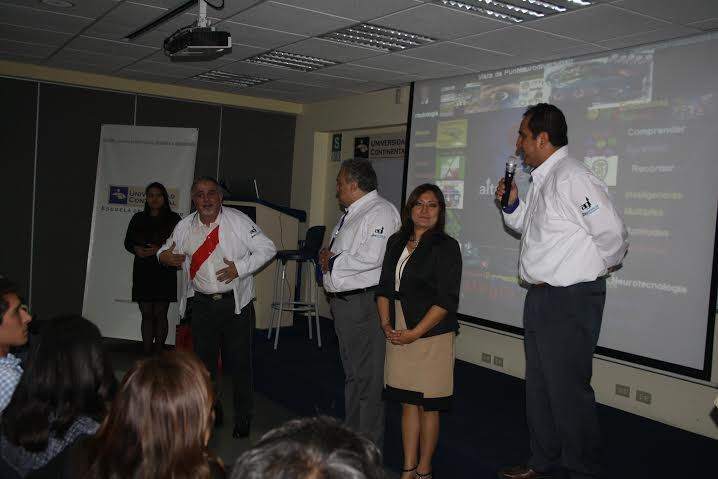 Primer encuentro Perú 1