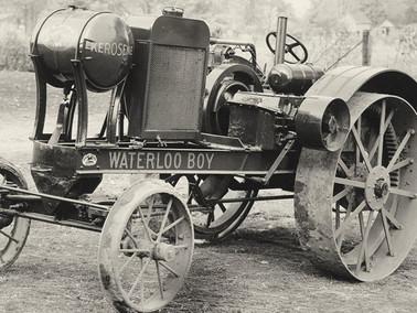 Uma Breve História da Mecanização Agrícola