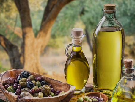 THE OLIVE OIL IN GREECE