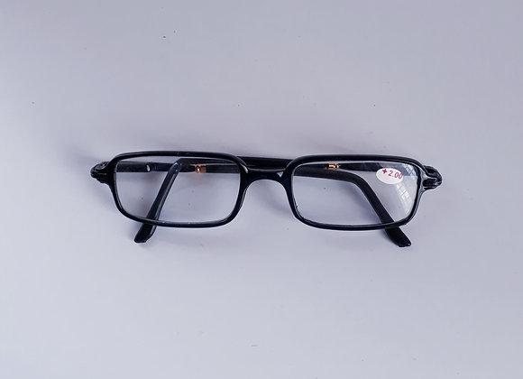 Carbon Frame Reading Glass