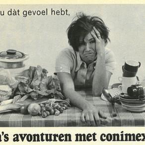 Mijn conclusie op artikel beeldvorming omtrent buitenlandse eetculturen.