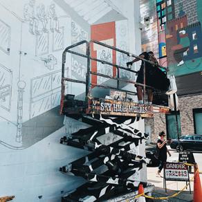 Street / Gallery / Metro ART