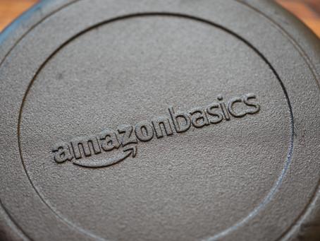 Amazon Basics Cast Iron Pan Review