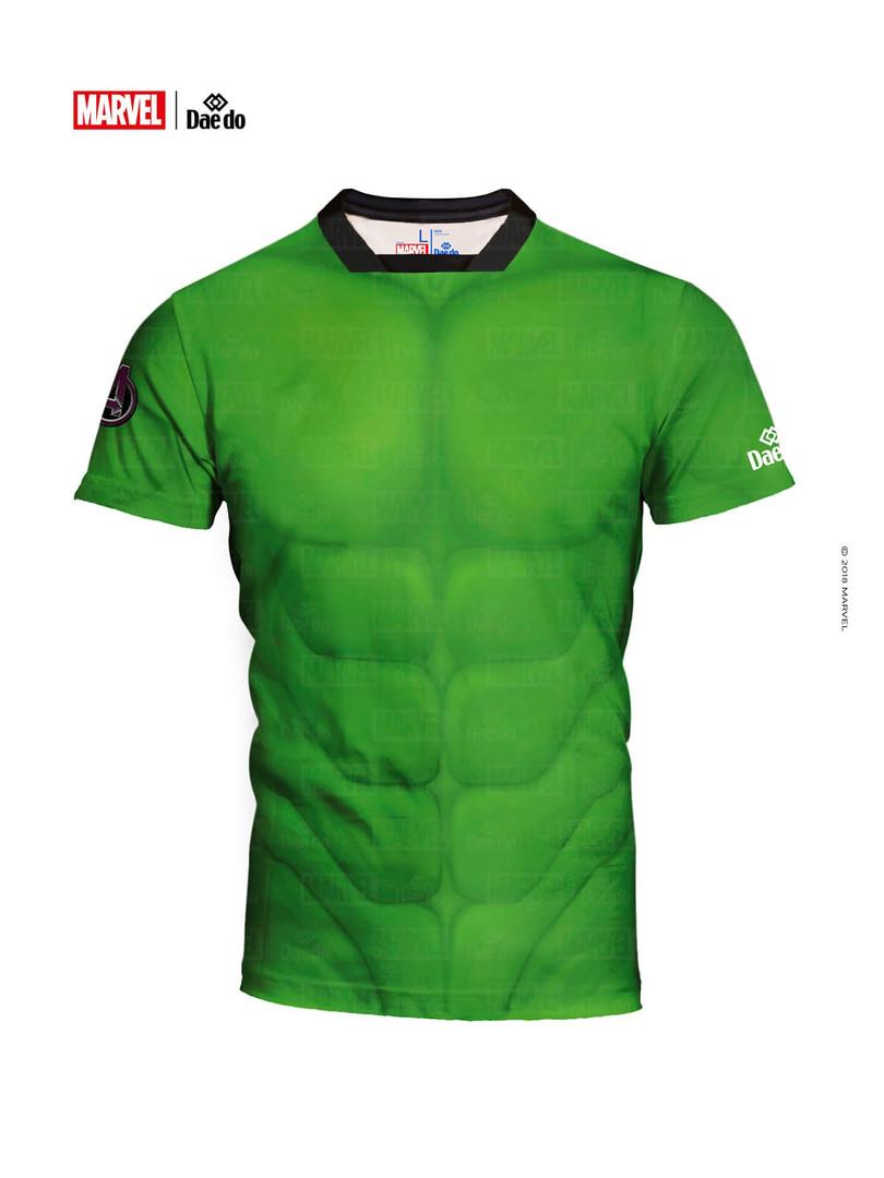 Hulk Slim Fit Shirt