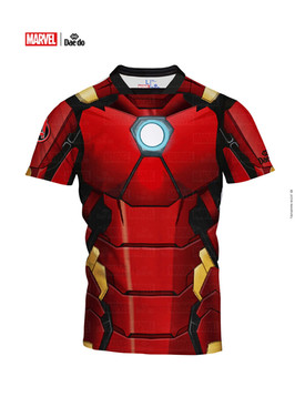 Iron Man Slim Fit Shirt