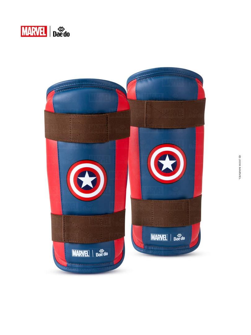 Captain America Shin