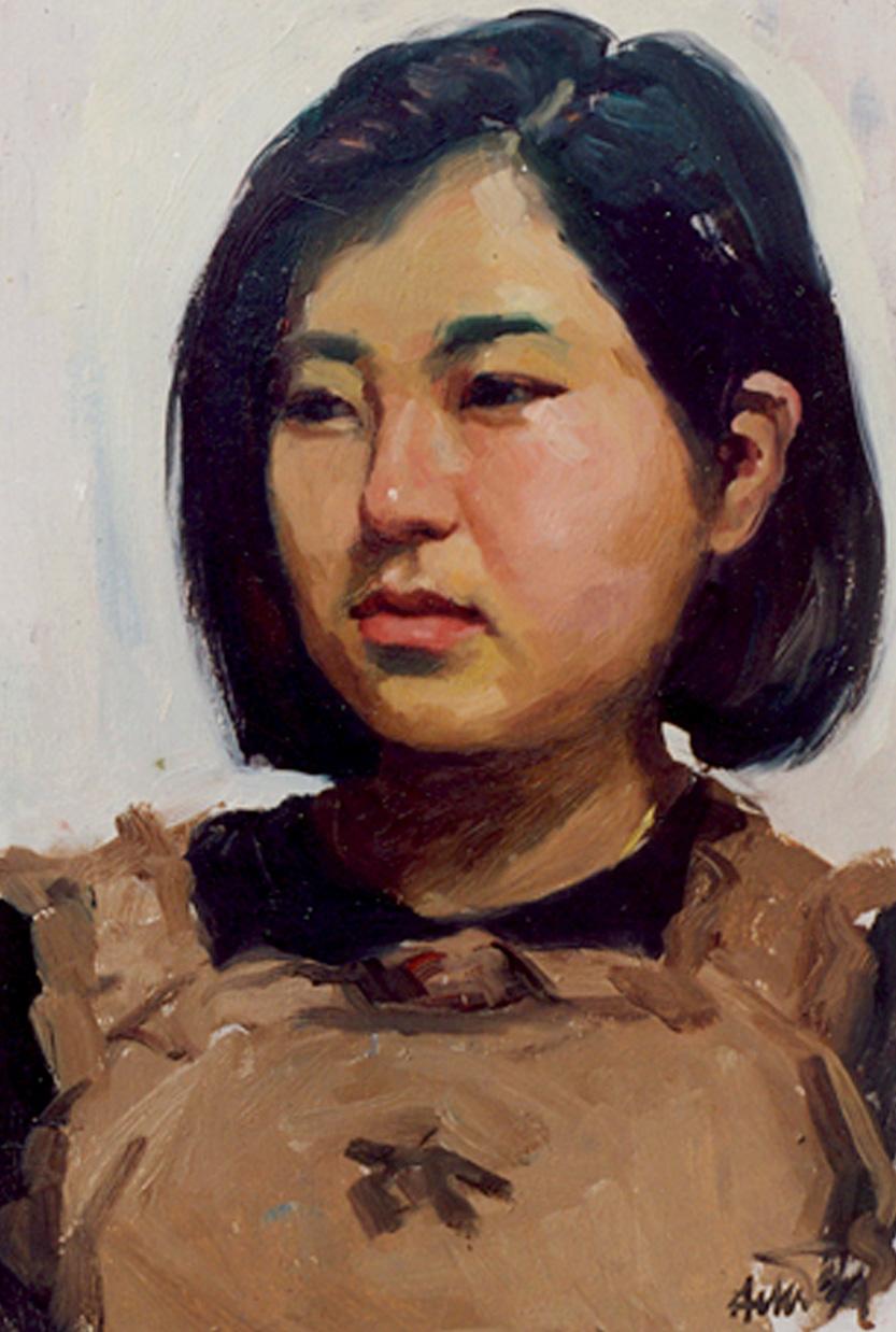 Portrait Sketch_3