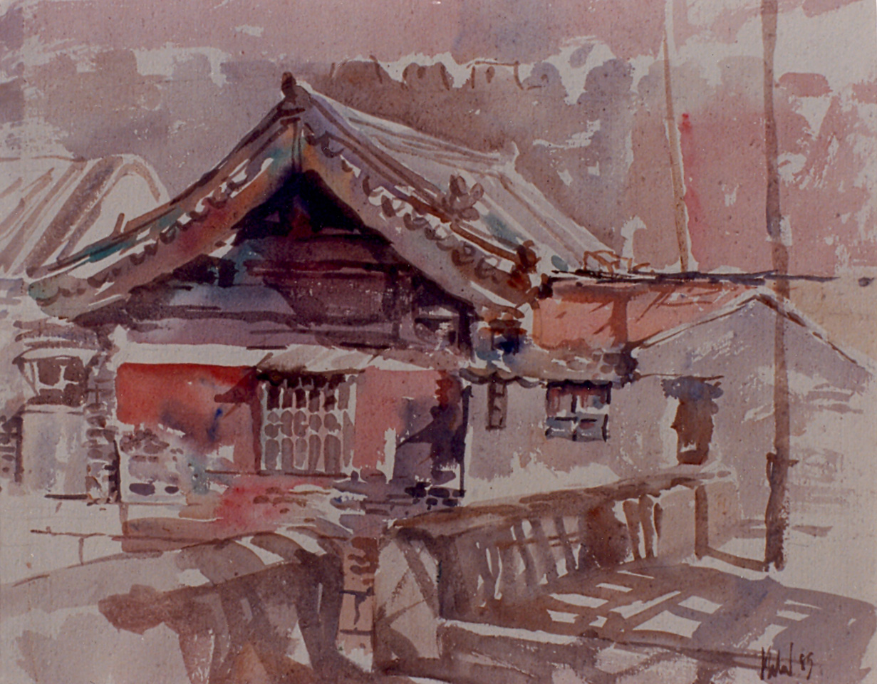 Chines Old Building
