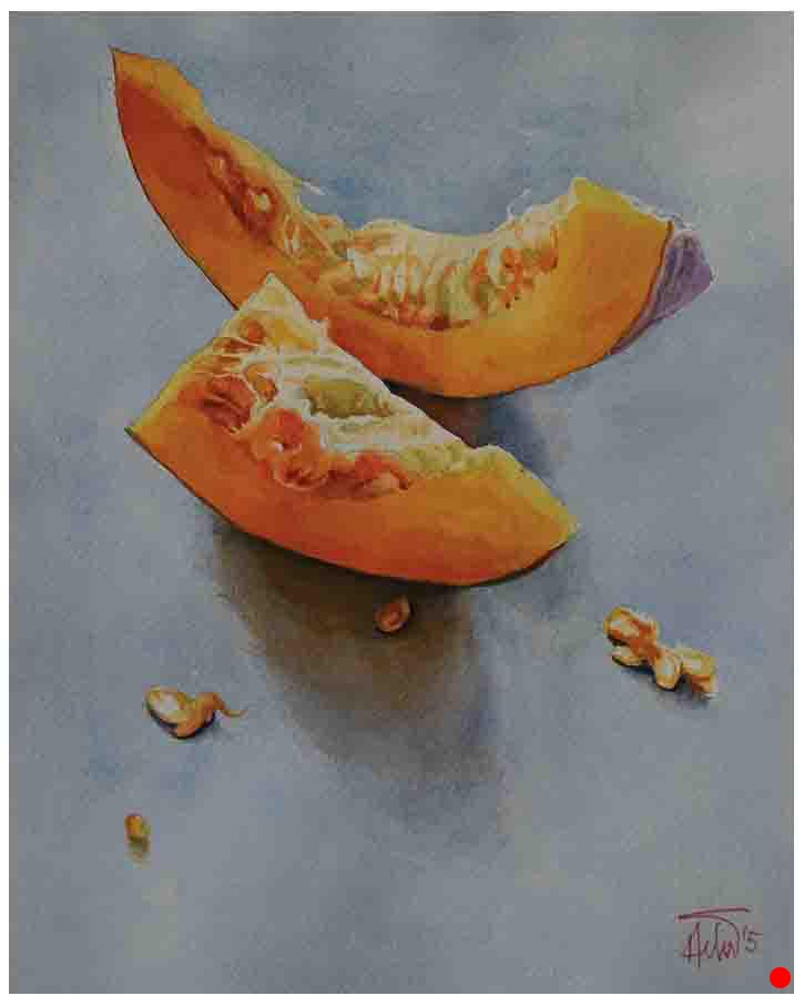 Pumpkin (SOLD)
