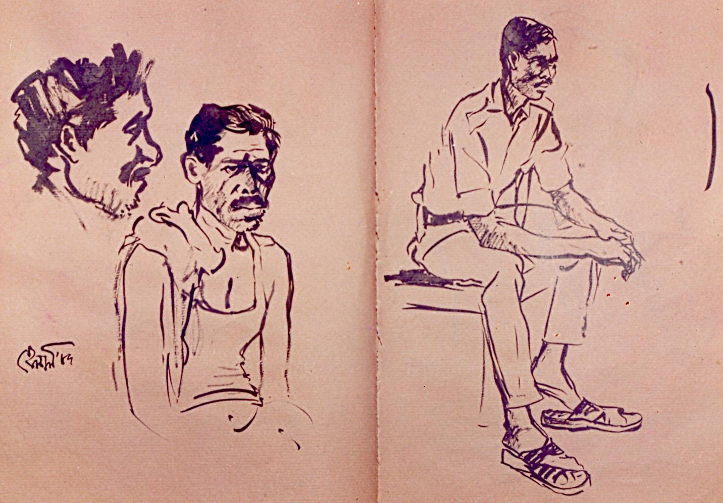 Fgure Sketch