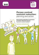 Book Cover - Person centred restraint re