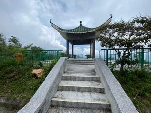 石壁觀景台 Shek Pik View Compass
