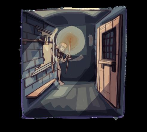 What's Behind Door #1