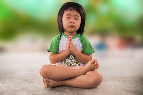 Massage enfant 30 minutes