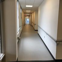 Gym Hallway