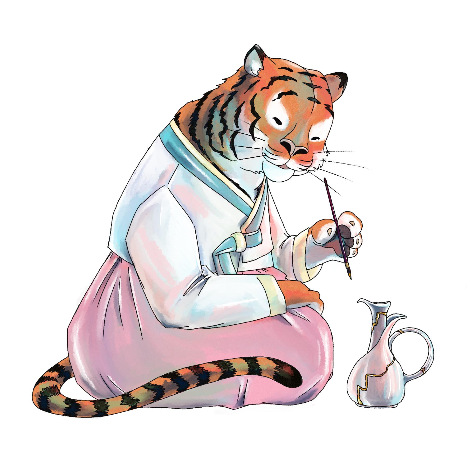 Haejin the Tigress