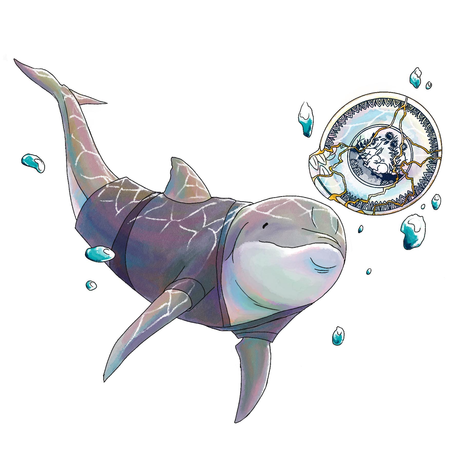 Mako the Dolphin