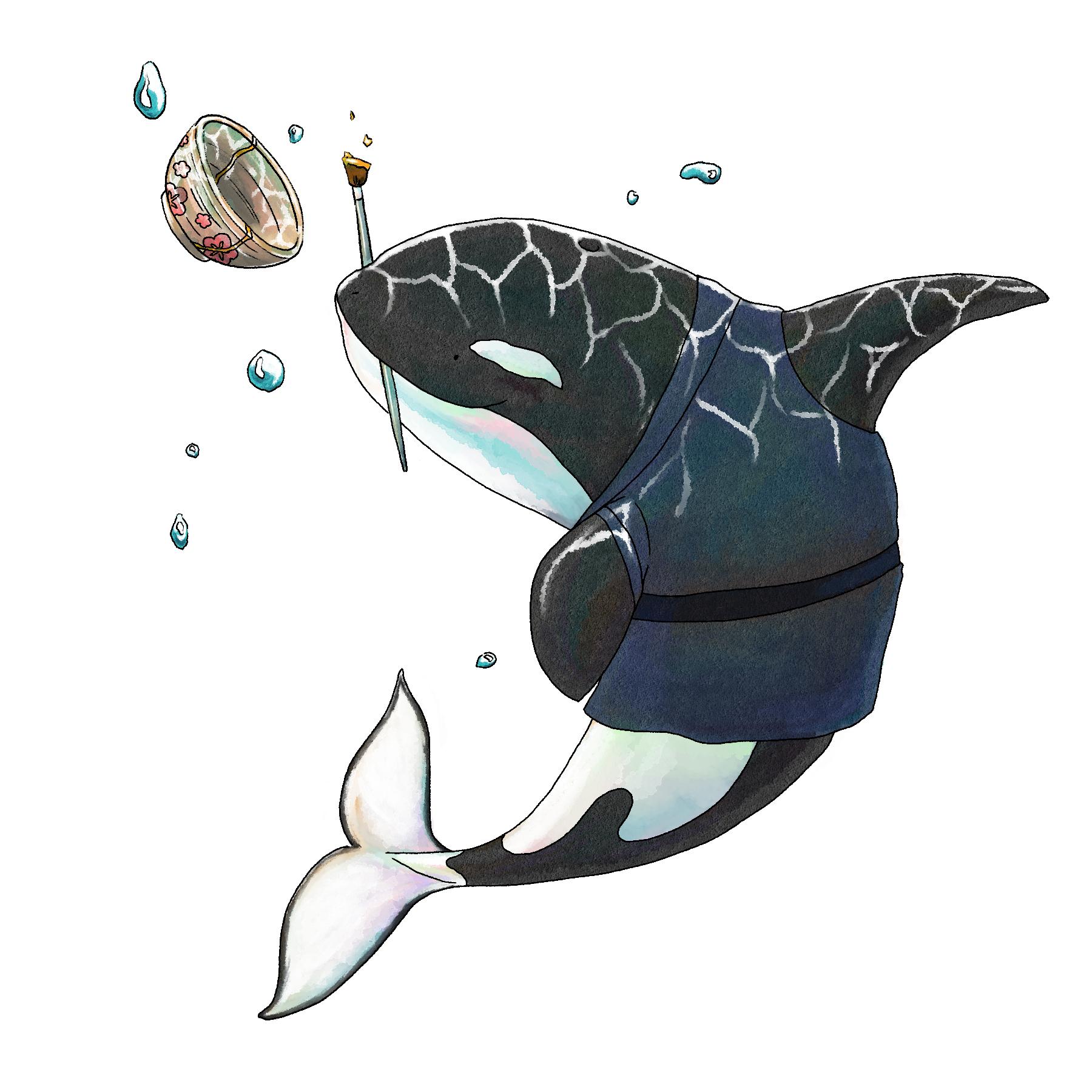 Julia the Orca